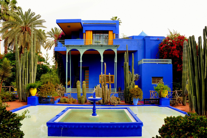 A Guide To The Most Beautiful Gardens In Marrakech