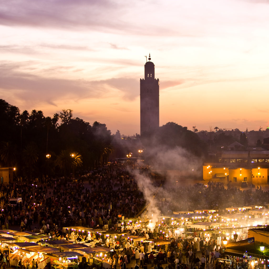 The Complete Guide to the Imperial Cities of Morocco