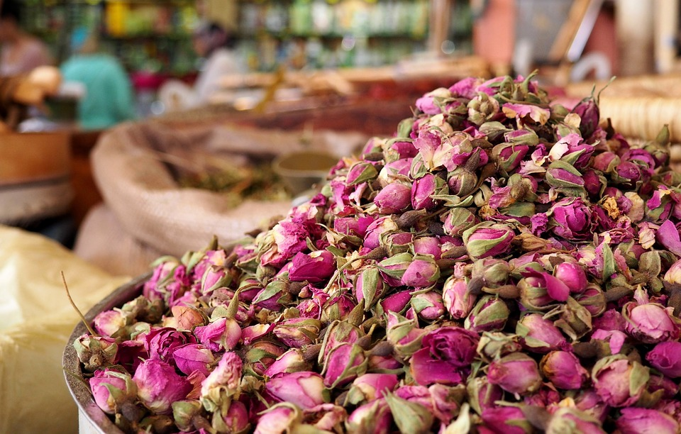 The Valley of the Roses: the best antidote for both the body and the soul