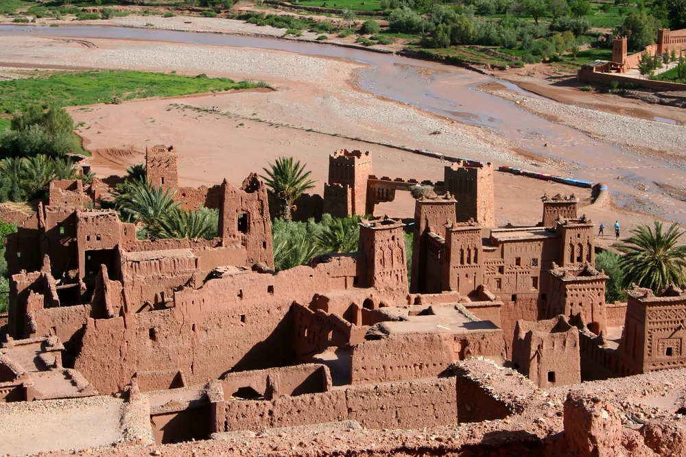 Discover a film-worthy city: Ait Ben Haddou